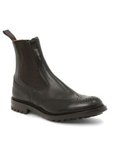 Trickers Henry Brogue Chelsea Boots