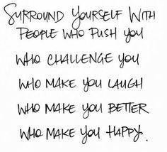 Unsere Freunde sind unser Spiegel: Umgebe dich mit Menschen, die dir gut tun. Mehr im Blog http://blogbirgitsommer.tumblr.com/post/65605383541/personlichkeit-freundschaft