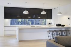Bentleigh East / Roman Grey - Timber Flooring Project | Woodcut