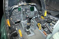 A-10 Thunderbolt II - Cockpit