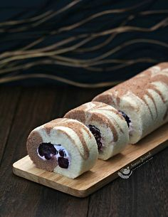 Soft and moist Cherry Swiss Roll cake to enjoy with your family over a cup of coffee or simply to give away to your friends.