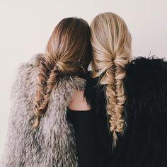 braided best friends