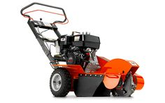 Husqvarna SG 13 Professional stump grinder for removal of stumps, even in tight spaces.
