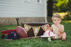 Branford CT Family Photographer | Adam Turns One – Maler Photography