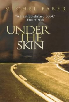 Michel Faber: Under The Skin. However they do the film, it won't capture the book. And that's even before I get to Scarlett Johansson. Book Club Books, The Book, Good Books, Books To Read, My Books, Reading Quotes, Book Quotes, How To Read People, Fictional World