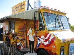 La Guaguita food truck Tampa