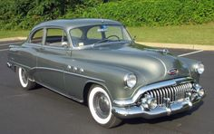 1952 Buick Special 2-door Sedan