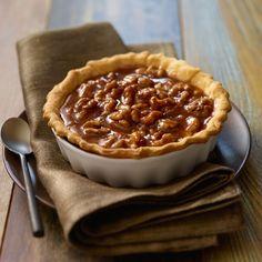 Recette Tarte aux noix et caramel : Francine, recette de Tarte aux noix et caramel pour 6