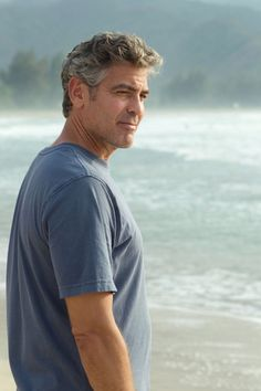 George Clooney in my all time favorite movie ever The Descandants