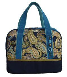 Bolsa Viagem Azul
