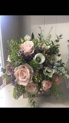 Floral Wreath, Blush, Ivory, Wreaths, Spring, Home Decor, Flower Crowns, Door Wreaths, Room Decor