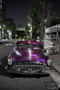 ( 2015 ) - HOT ROD..BLACK & WHITE with HUES 2015. - '1953 Buick.