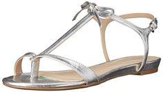 Nine West Women's Ottayvia Metallic Dress Sandal, Silver, 5 M US Nine West http://www.amazon.com/dp/B011EZAWPM/ref=cm_sw_r_pi_dp_pXOSwb1A0QK54