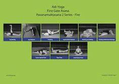 adiyoga practice, Gate ! - Pawanmuktasana series 2