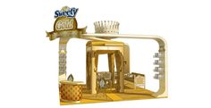 Booth Sweety Gold