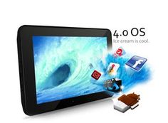 Tablet 10 Inch Pulso Android Ice Cream Sandwich 60% off