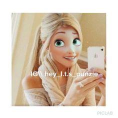 Image about rapunzel shared by carolina_raganati Punk Disney Princesses, Disney Princess Drawings, Disney Princess Art, Disney Princess Pictures, Film Disney, Disney Rapunzel, Disney Frozen, Disney Movies, Cute Disney