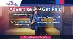 Earn Money by buying AdPacks. Start from 5 dollar and earn 120%! Make a Passive Income.