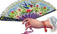 Victorian Hand Fans - Bing Images