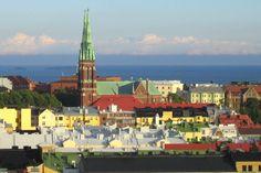 Helsinki, Finland #Helsinki #Finland #architecture #skyline Helsinki, Cultural Events, Places Ive Been, Skyline, Culture, Architecture, City, World, Travel