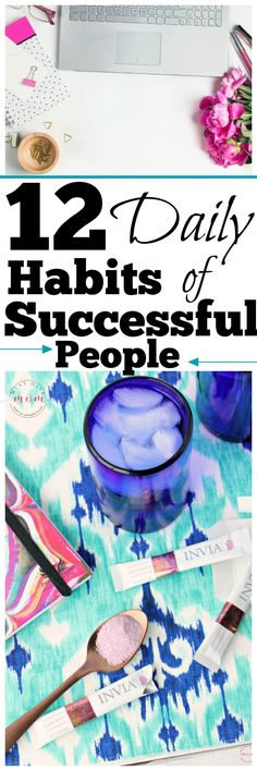 12 Daily habits of s