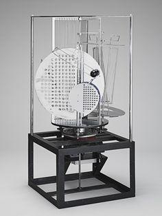 Moholy-Nagy Laszlo 1930 Light-Space Modulator - László Moholy-Nagy - Monoskop