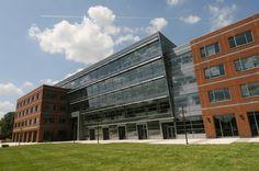 University Hall. Photo courtesy of Creative Services, George Mason University