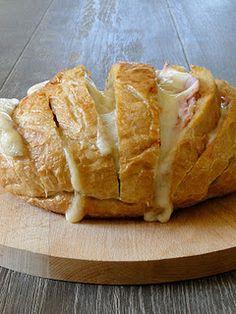 easy stuffed bread
