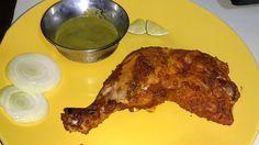 NO OIL Chicken tandoori (In Tamil with English subtitle)