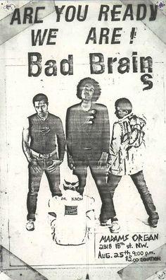 BadBrains forever