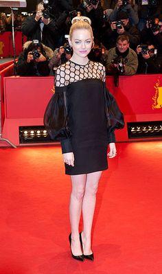 L'évolution du style d'Emma Stone