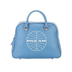 6c9689fc710a Pan Am Layover Bag Blue now featured on Fab.Pan Am Layover Bag Blue