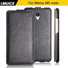 Meizu M5 Note Case Cover IMUCA Luxury Flip Leather Cases Capa for Meizu M5 Note (5.5 inch) Back Cover Phone Bags