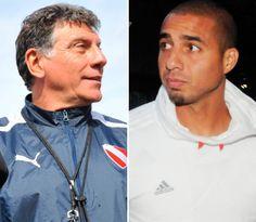 """Brindisi: """"A todos nos gustaría tener a Trezeguet, es una buena opción"""". ¿Te parece que el delantero va a querer ir al Rojo? http://www.minutouno.com/c292026"""