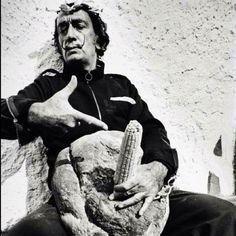 Dalí rules #surrealism #corn (via Lahoda_fine_art's Instagram)