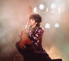Classic Prince | 1982-1983 '1999' Tour - Rare Concert Photo!