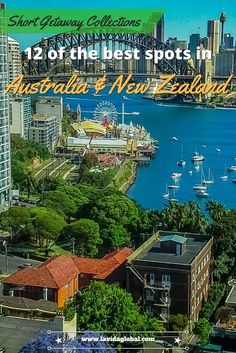 We have asked some travellers to tell us the best places in Australia and New Zealand to spend a few days. See where they chose. Australia Travel Guide, Us Travel, Travel Tips, Travel Stuff, Travel Information, Bucket Lists, New Zealand Travel, Ultimate Travel, Travel Articles