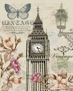 English vintage