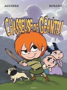 Sélection BD benjamins et cadets. Claudette a un but précis dans la vie: combattre les géants. Rien ne pourra l'arrêter dans sa quête!