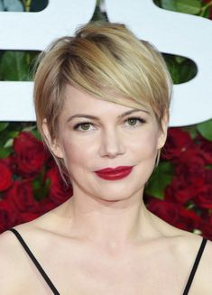 The 63 Best Michelle Williams Hair Styles Images On Pinterest
