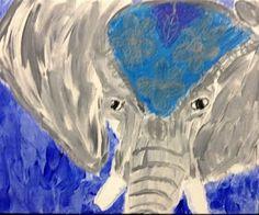 Mixed Artistry: Elephants of India