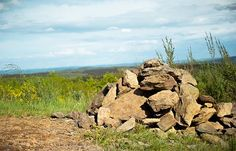 Pierres, Pile, Cairn, Stone Hill