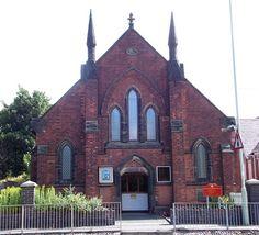 Brereton Methodist Church Rugeley Staffordshire UK