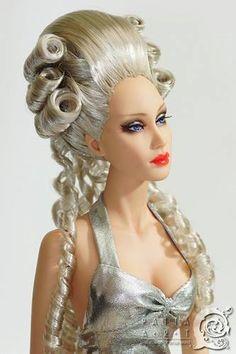 Haute Hair: Patta Art - Marie Antoinette