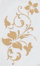 Wandschablonen Schablone Wandtattoo Ornament     Modern