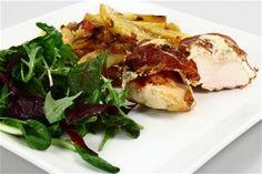 Kyllingefilet med pikant ost og parmaskinke 4