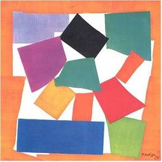 Henri Matisse | Painting with Scissors | Art Lesson for Kids - http://makingartfun.com/htm/f-maf-art-library/matisse-masterpiece-lesson.htm