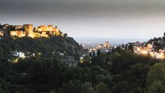 12 places in Spain to live WELL!  (Granada for the win!)