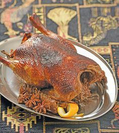 Duck is the most common poultry in China and contributes hugely to the cuisine. Red-cooked duck packs a great Asian punch and is a delicious alternative to a standard roast duck. Roast Duck, Poultry, Asian, Red, Recipes, Kitchens, Backyard Chickens, Recipies, Rouge