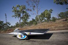 Nuon Solar Team on the road by Nuon Solar Team, via Flickr